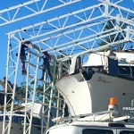 Commercial boat storage