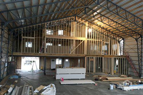 bonus room truss building