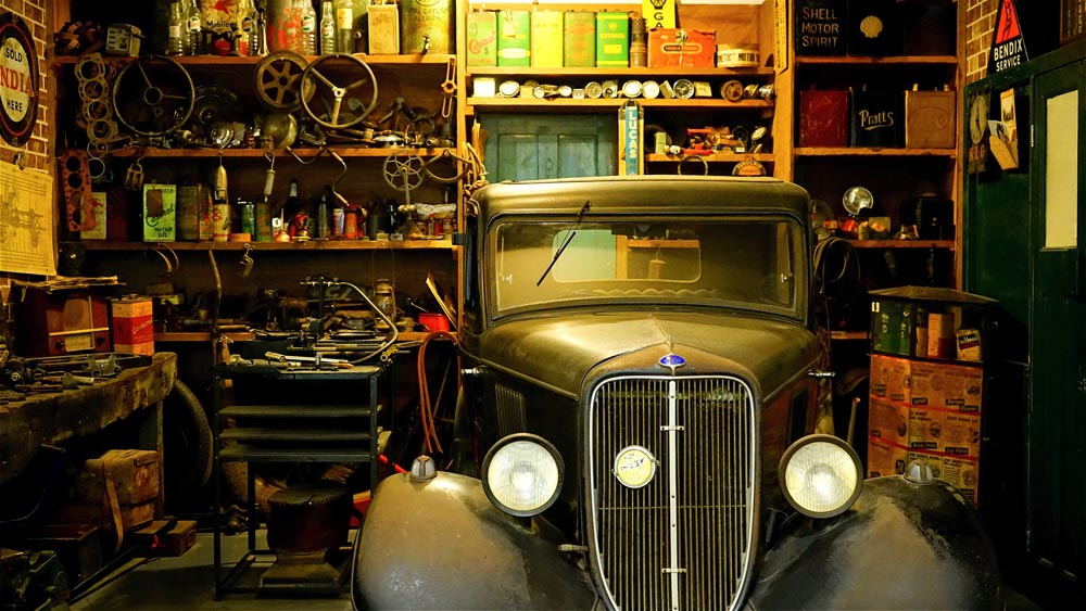 Just For Cars? Rethinking The Size Of Your Garage So It Actually Works For You