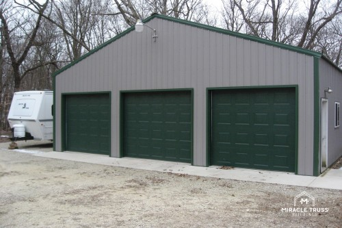 strong garage building