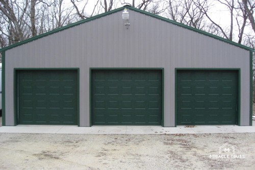 durable storage building