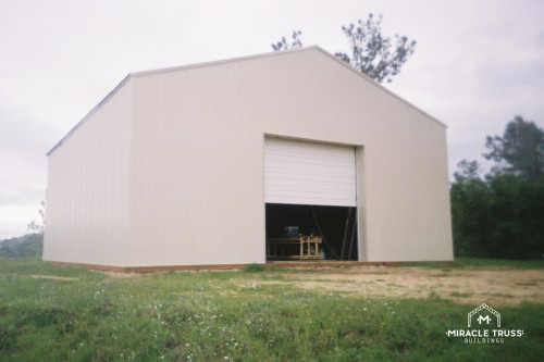 steel building kits