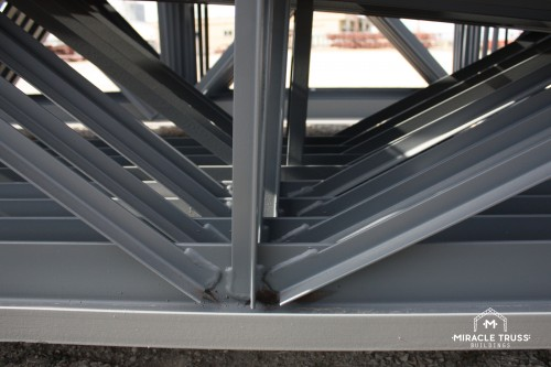 american made metal truss