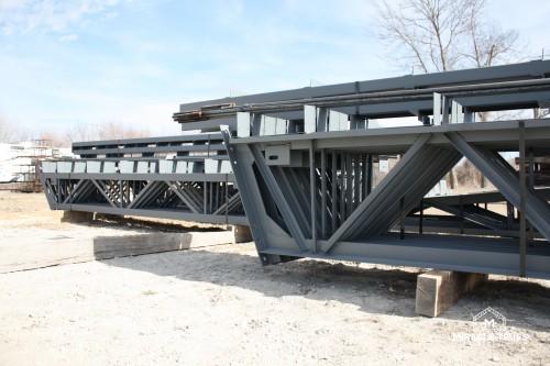 metal truss kit