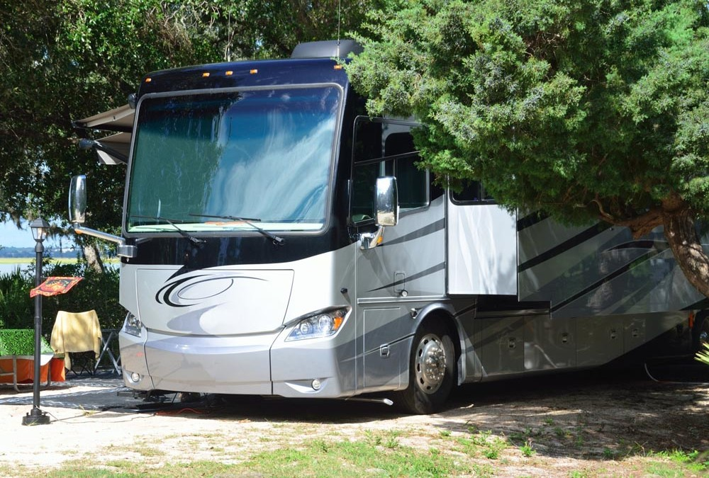 Safe And Secure: What To Look For If You Have To Store Your RV Off-Site
