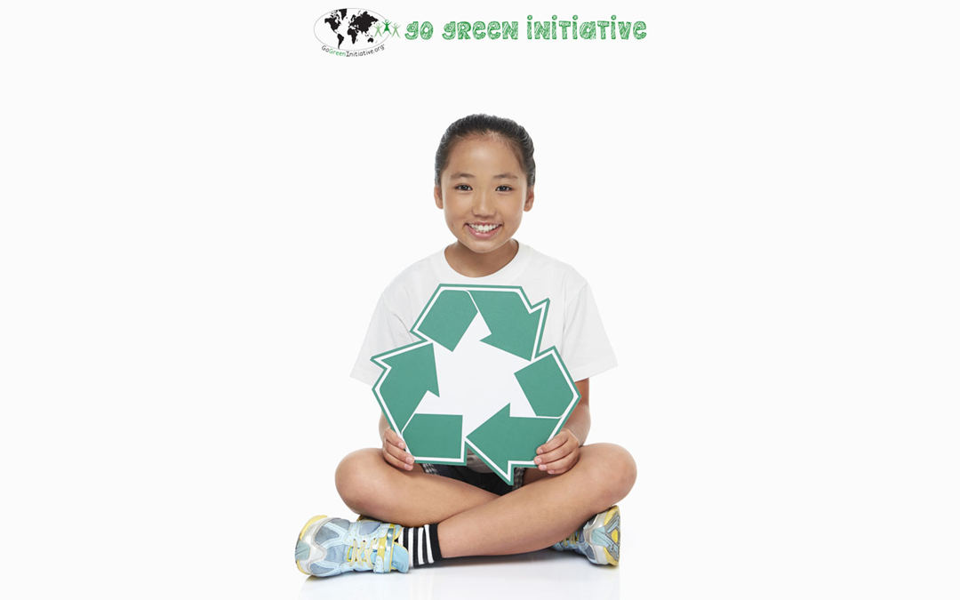 """""""GO GREEN"""" – Building And Living Responsibly With The Environment"""