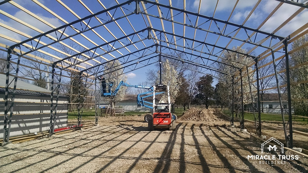 Reinventing The Pole Barn