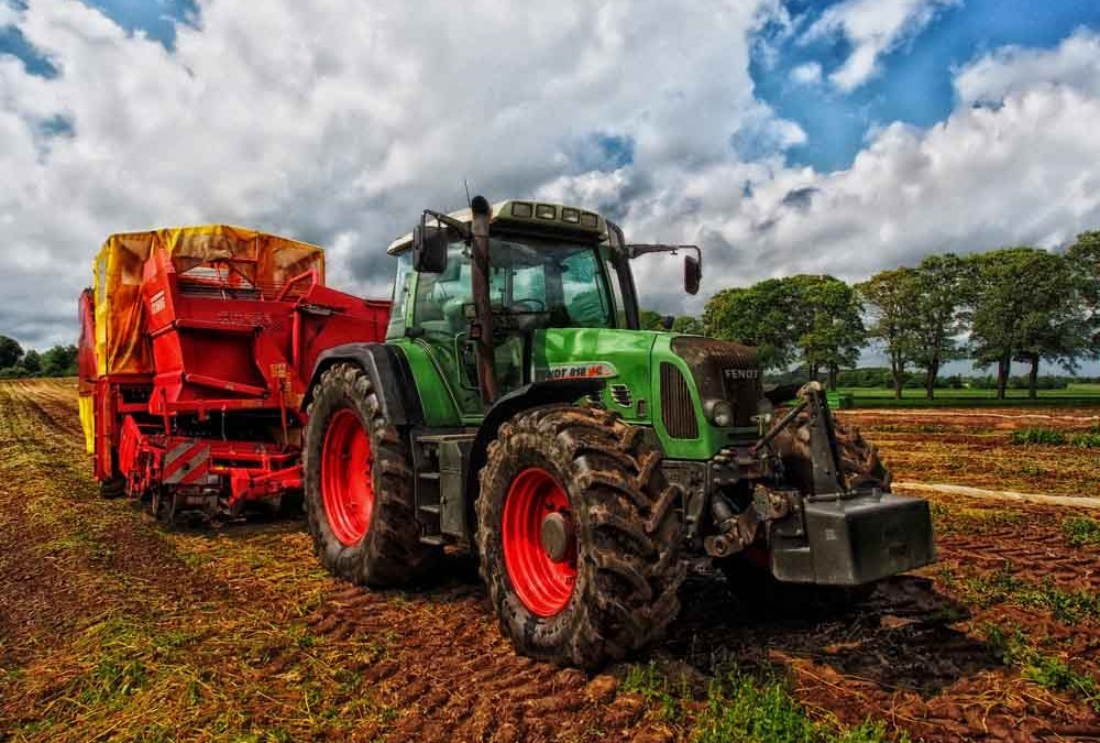 Is Your Agricultural Equipment Sitting Outside Due To Lack Of Storage?