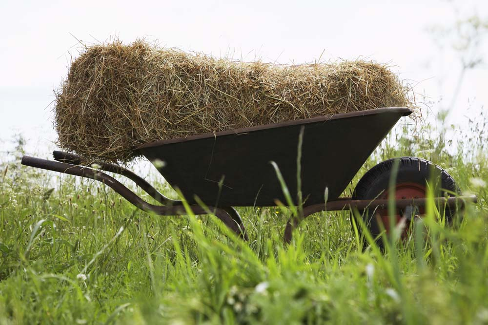 Straw-Bale Insulation: It's Not Just For Pueblos Anymore