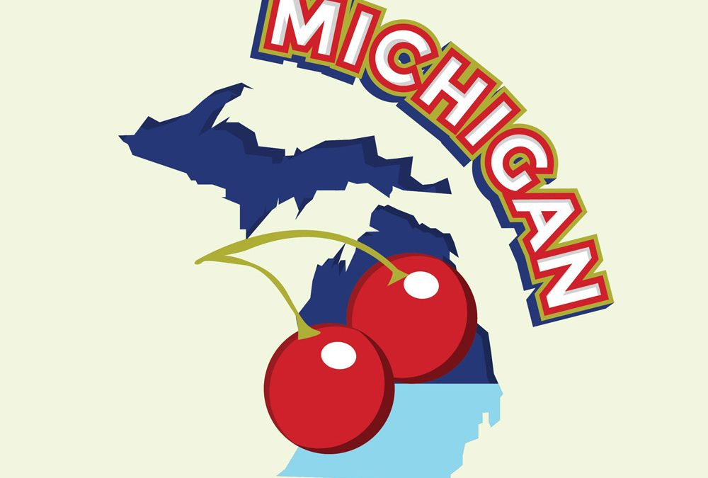 What Do Cherries And Lighthouses Have In Common With Michigan?