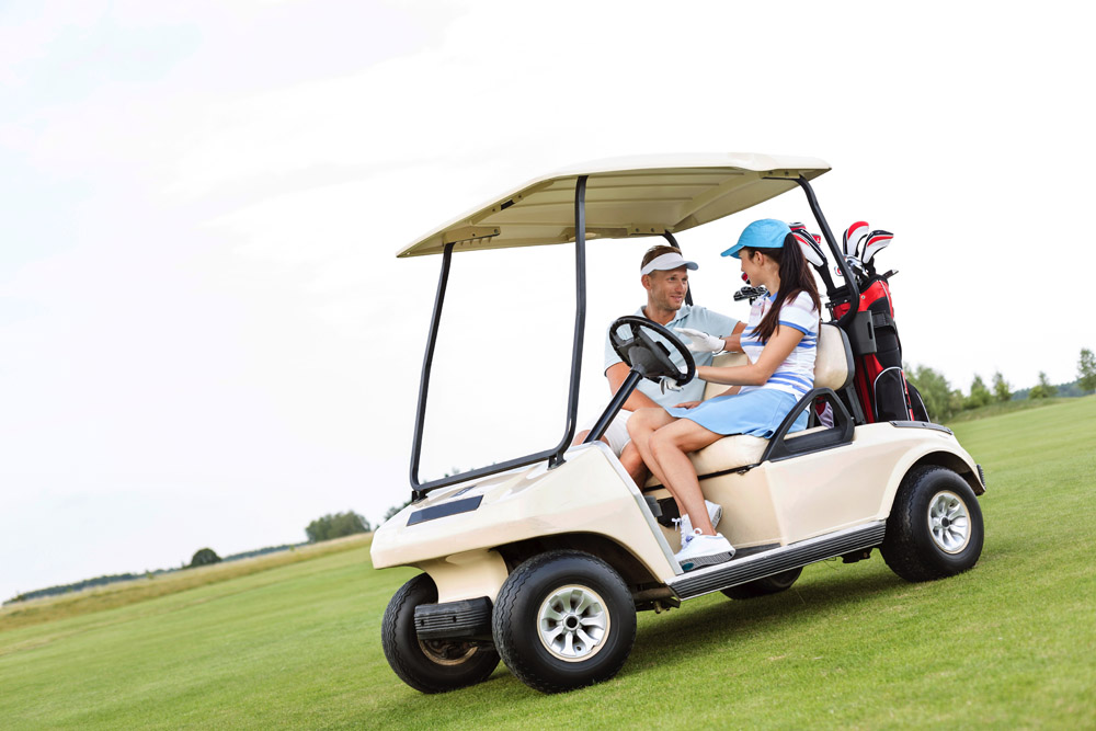 Golf Course Owners: Your Carts Just Called To Say They Want A Storage Upgrade. We've Got Your Answer.
