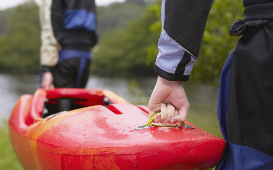 How to Store Your Canoe or Kayak