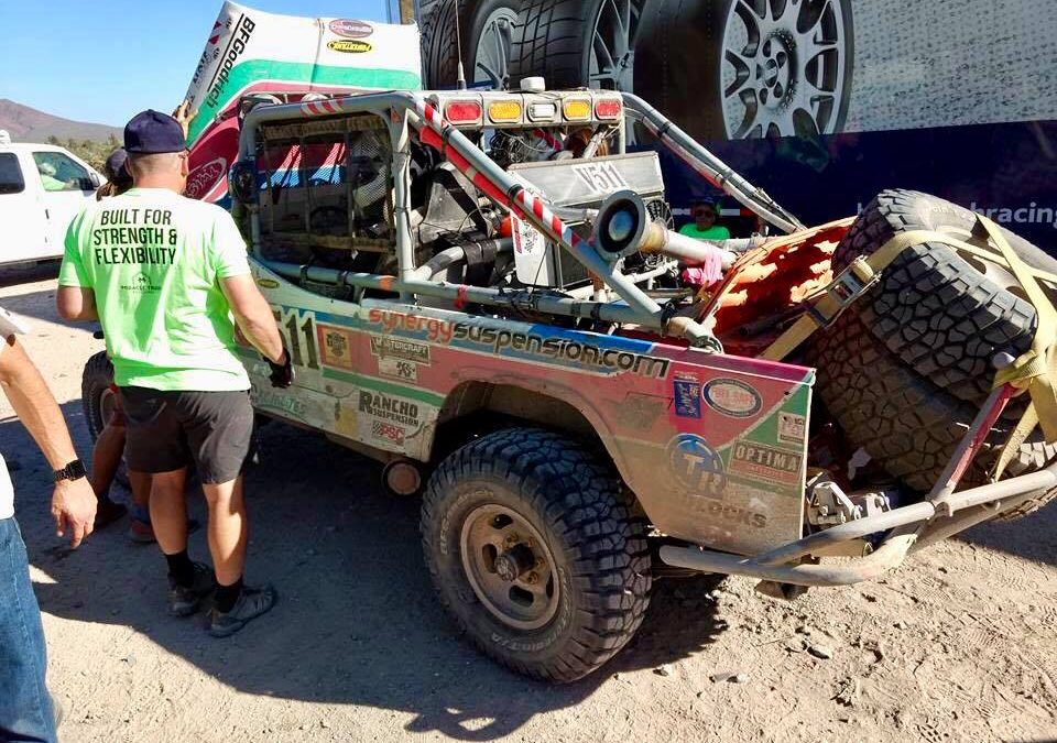 Miracle Truss® Shows Its Support at BFG Pit 5 at the 50th Anniversary Running of the SCORE Baja 1000!