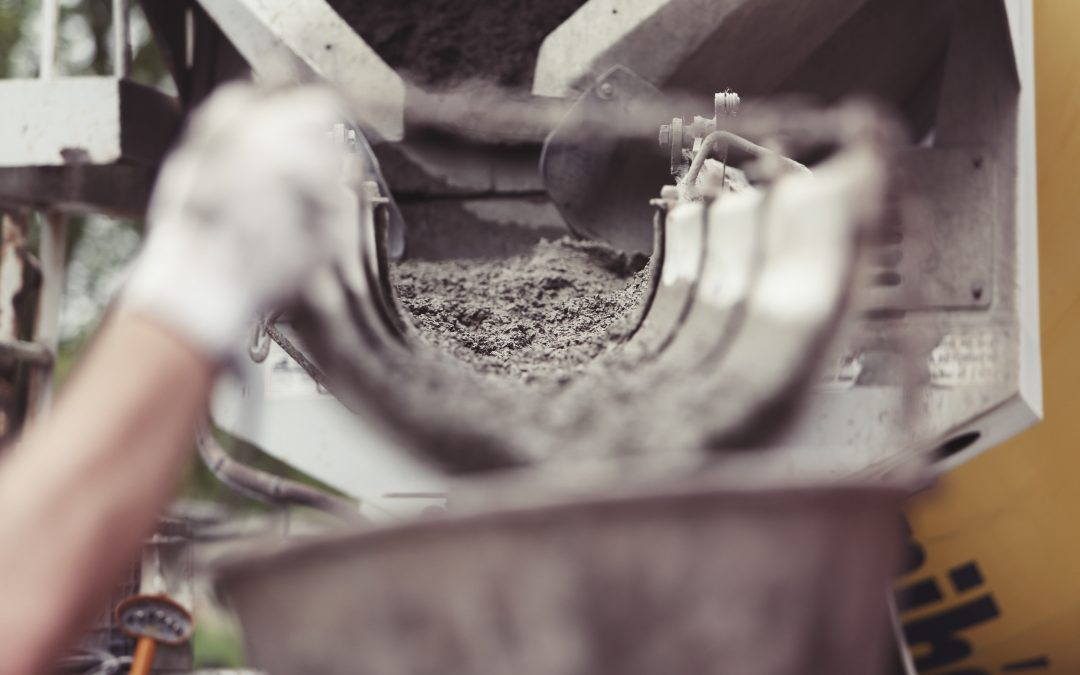 What's the Difference Between Concrete and Cement, Anyway?
