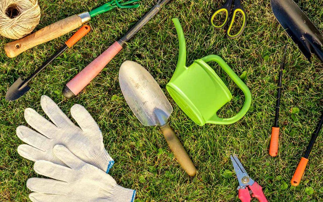 DIY Gardening Tool Storage Tips