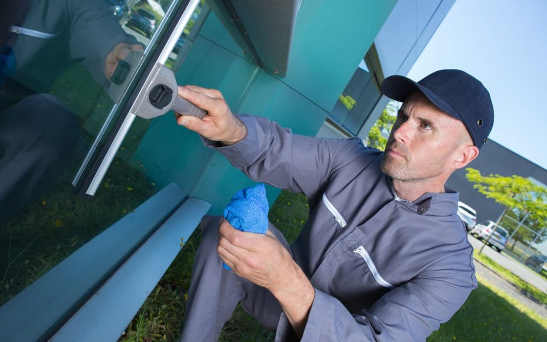 Cleaning Your Building's Outer Windows
