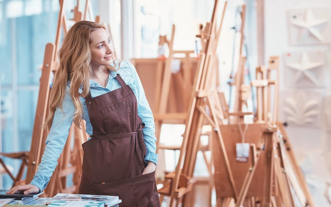 Artistic Freedom: What To Consider When You Build Your Own Art Studio
