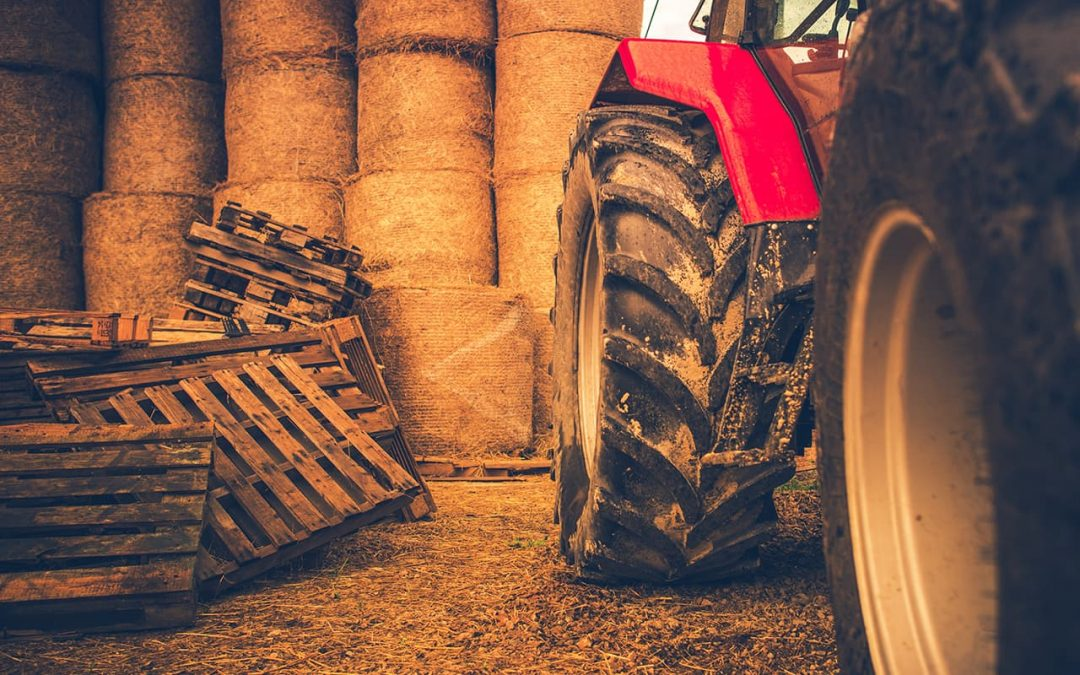 Will Farmers Plug In Their Next Tractor?