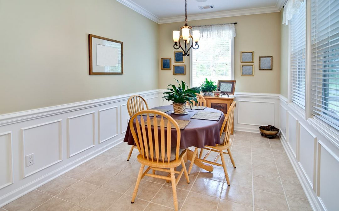Wainscoting: What It Does – Inside And Out