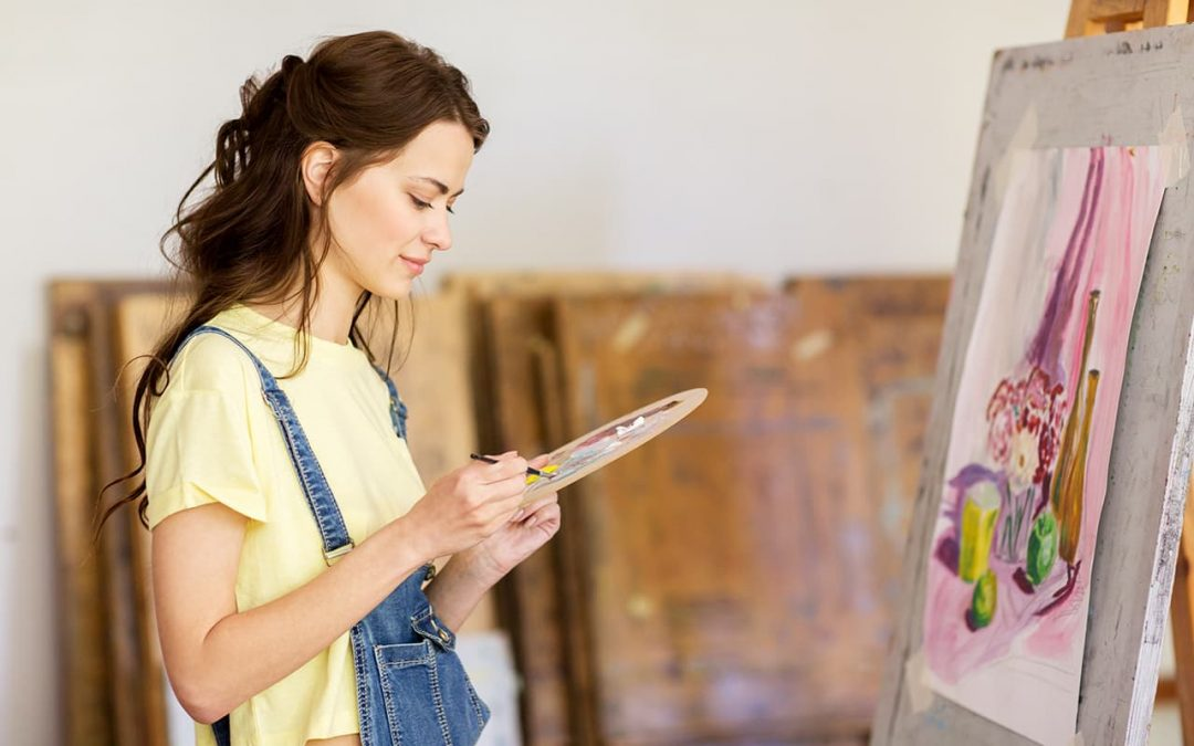 Are You Ready for Your Own Art Studio?