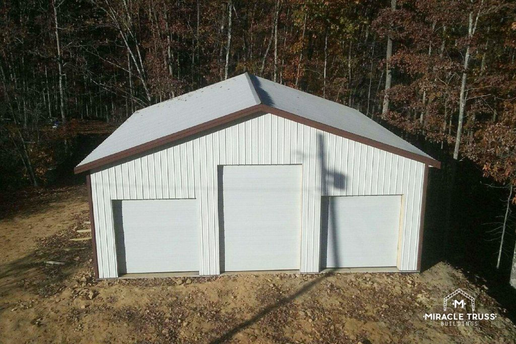 Metal Storage Buildings Can Be Designed to Fit Anywhere