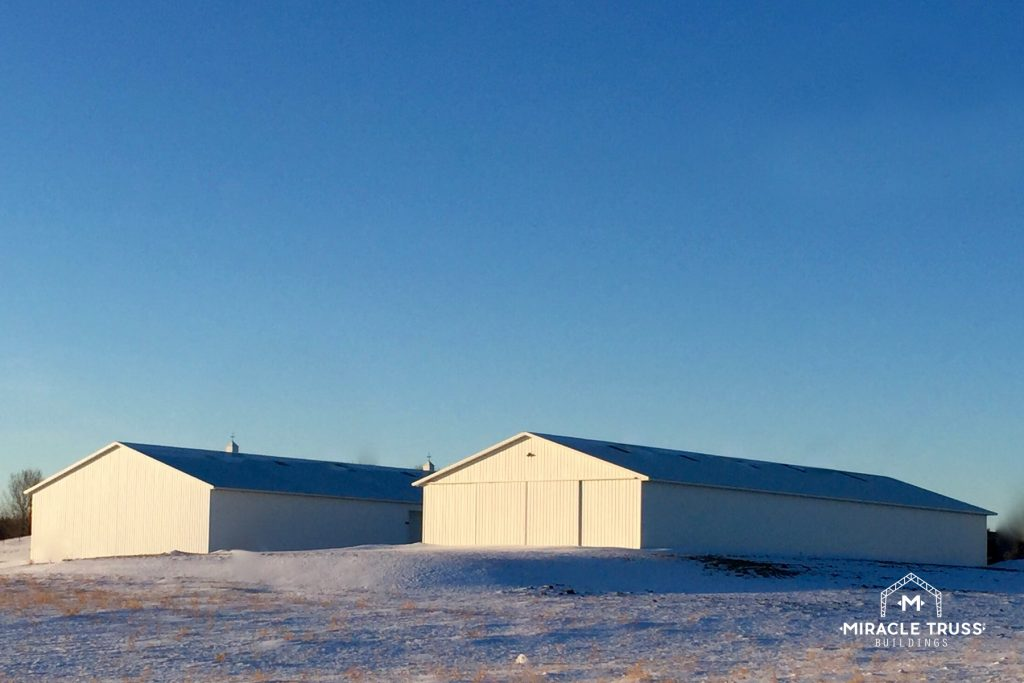 Metal Barns Keep Agricultural Equipment Safe and Secure