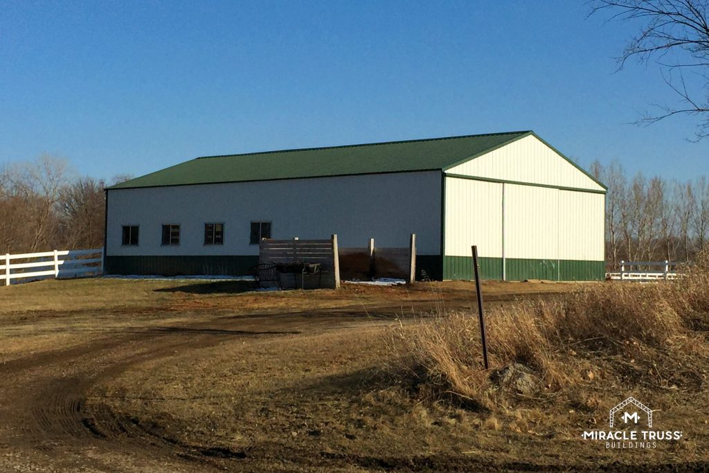 Clear Span Truss Designs Give Your Agriculture Buildings Extra Height
