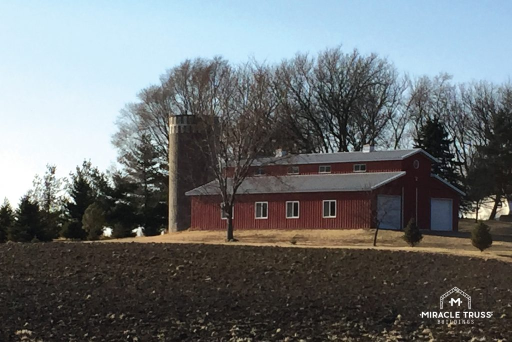 DIY Agricultural Buildings Don't Have to Look Like Ugly Big Boxes