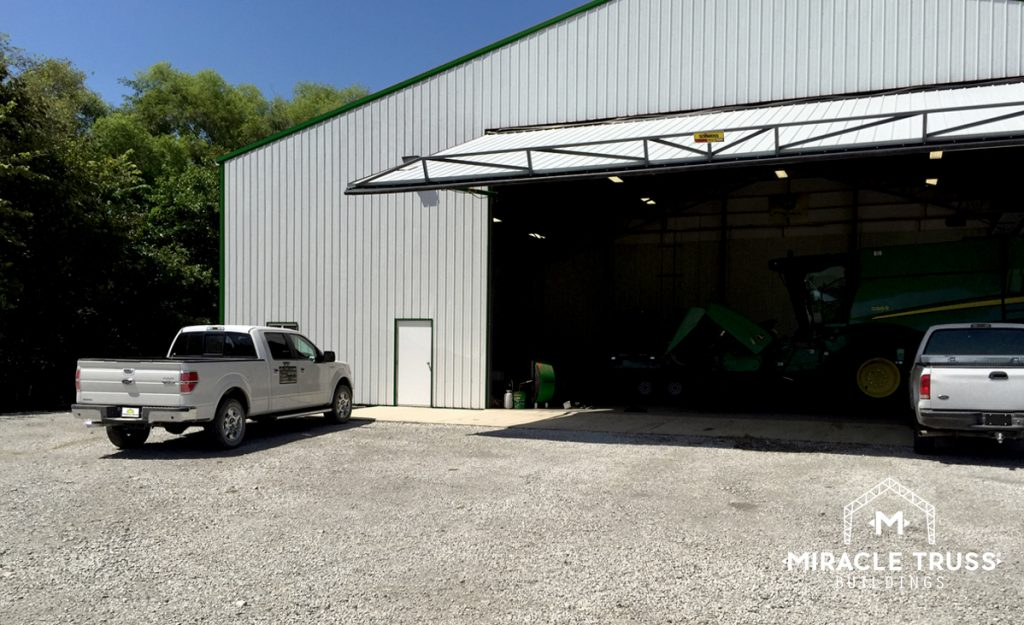 Add Commercial Agriculture Buildings and Save, With DIY Kits