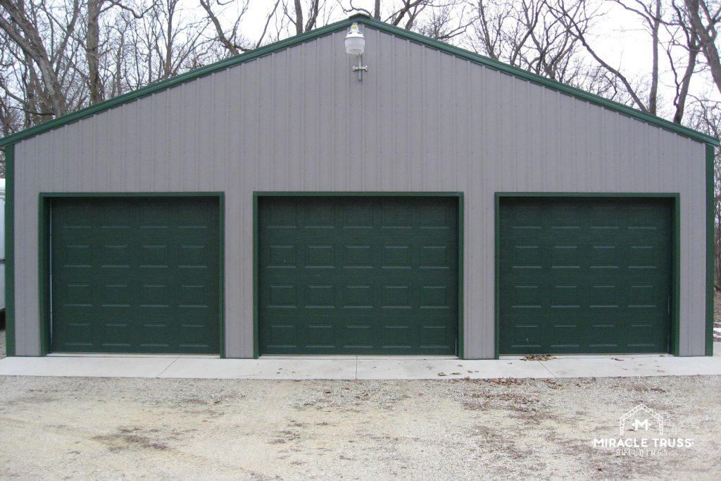 Prefab Garages Make it Affordable to Think Big