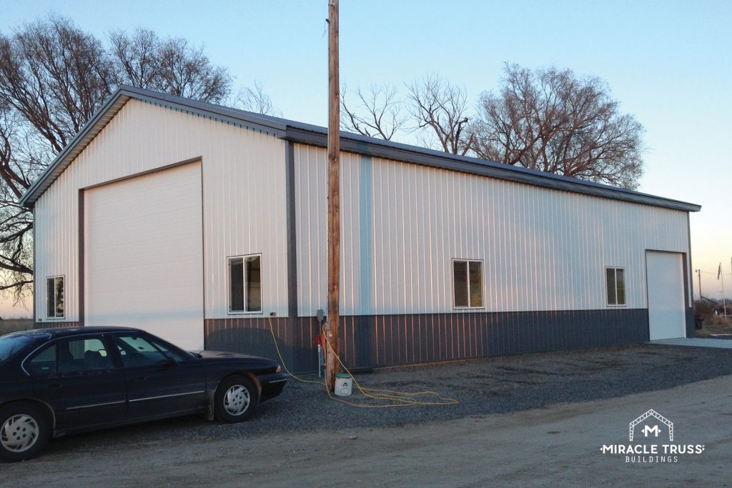 Metal Storage Buildings are the Answer to Your Business Growth Needs