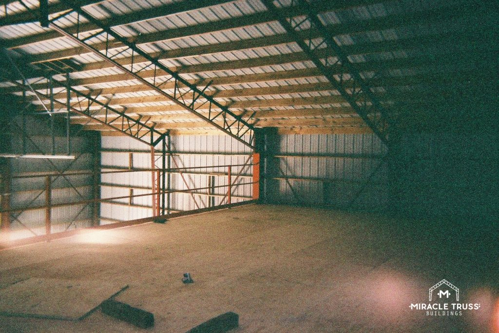 Clear Span Truss Designs Create Commercial Lofts