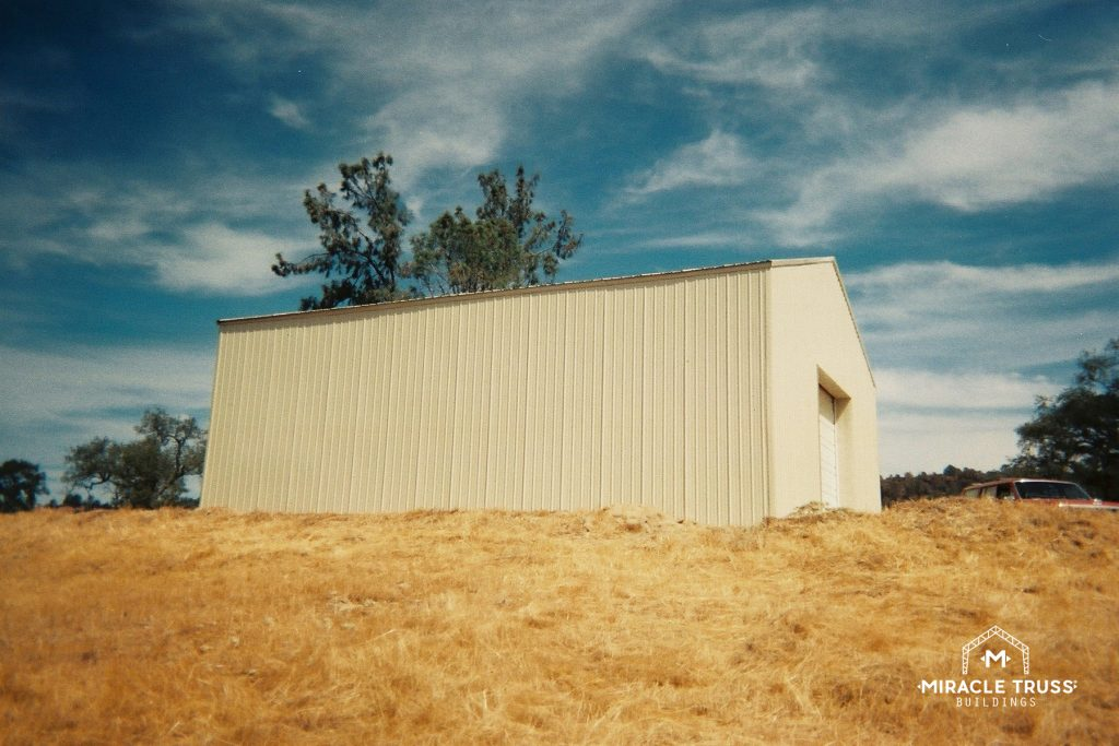 Prefab Metal Buildings are Perfect for Remote Storage