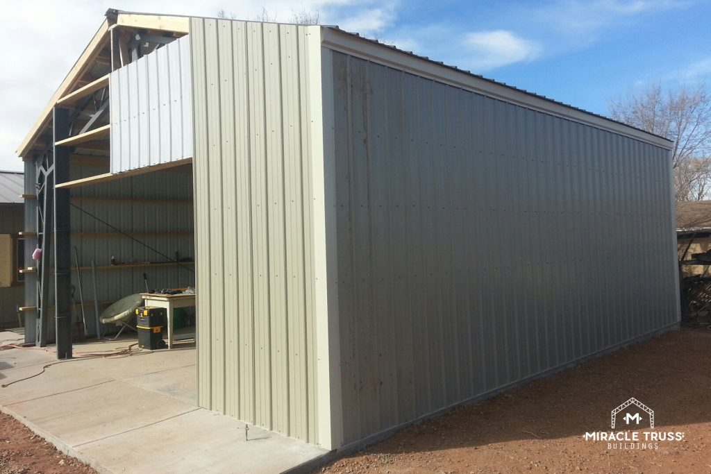 Steel Building Kits Offer Affordable Storage Solutions