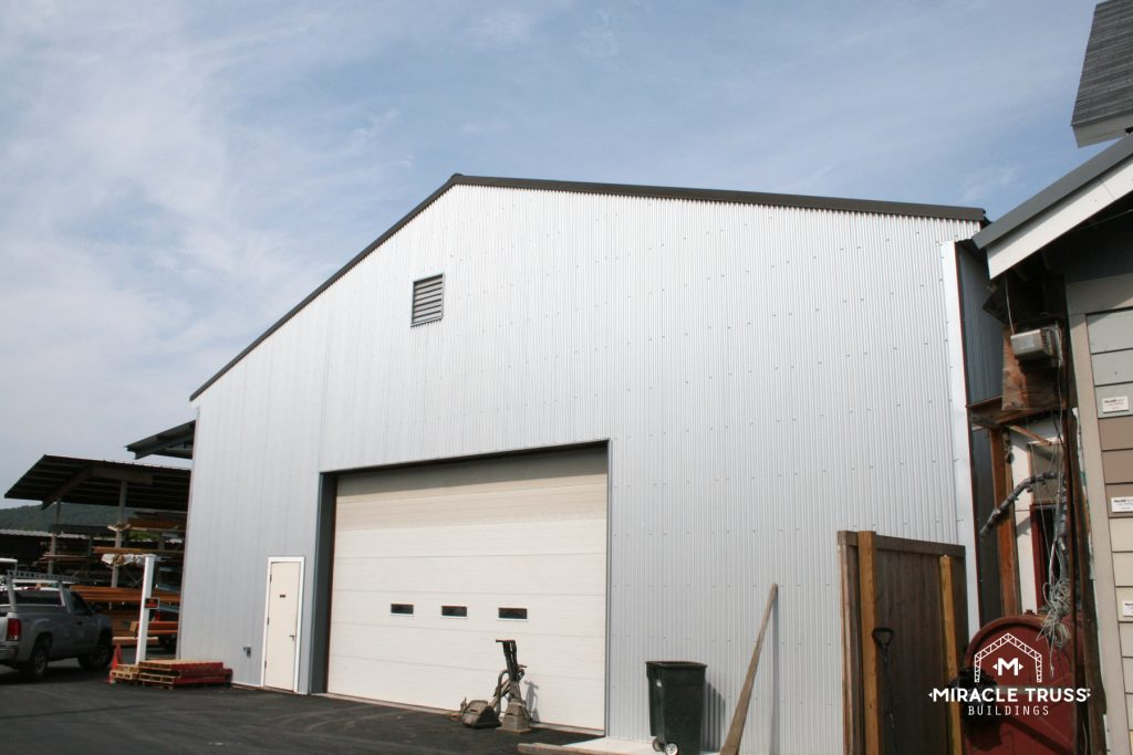 Commercial Metal Building Kits Can Be Designed to Fit Exactly Where You Need Them