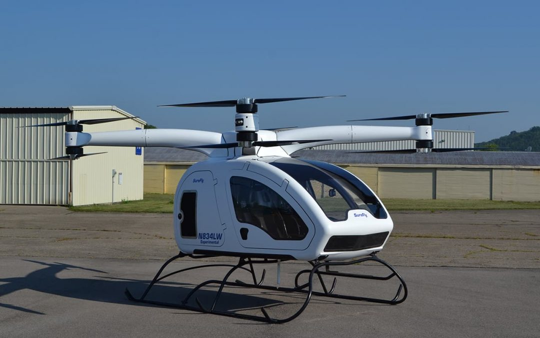 Skip The Commute! Fly To Work In Your…Personal Helicopter?
