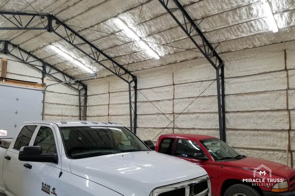 Wide and Affordable Prefab Garage Designs Keep All Your Vehicles Out of the Snow