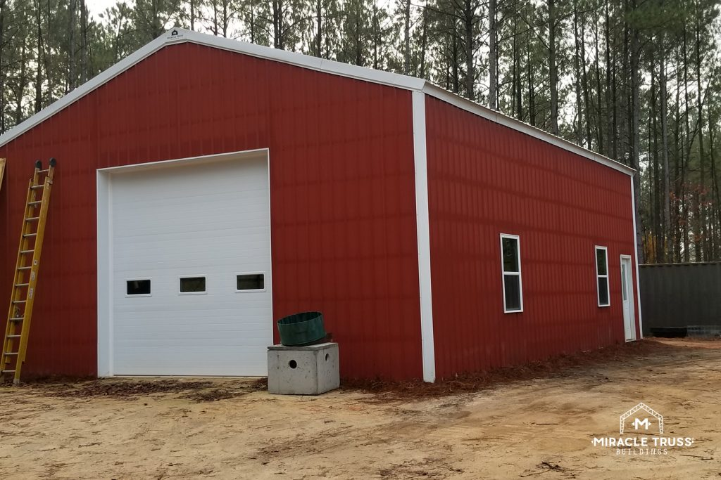 Go Big and Bold with a Wide Choice of DIY Garage Exterior Colors