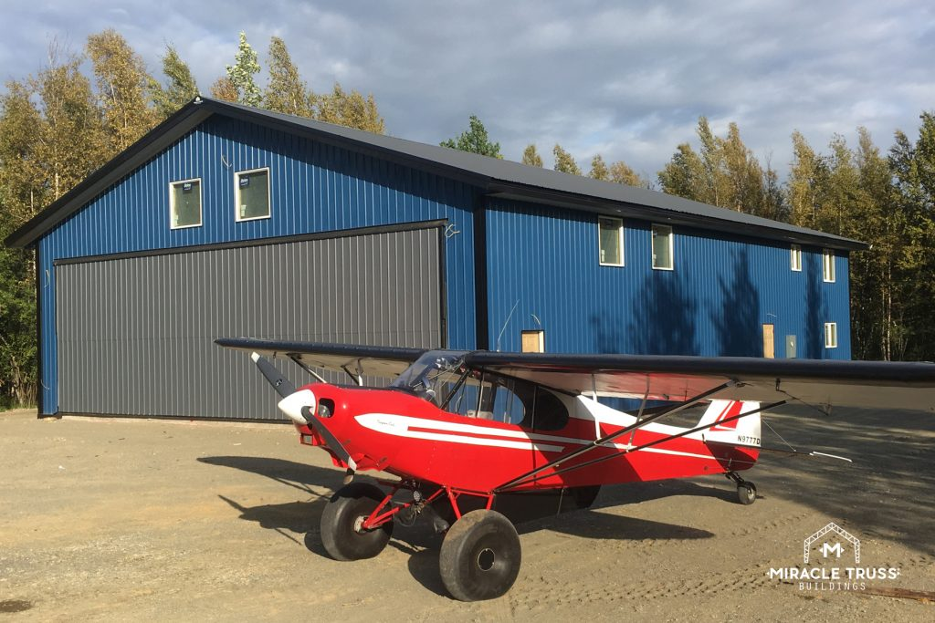 DIY Hangar Kits Make it Affordable to Fly Home