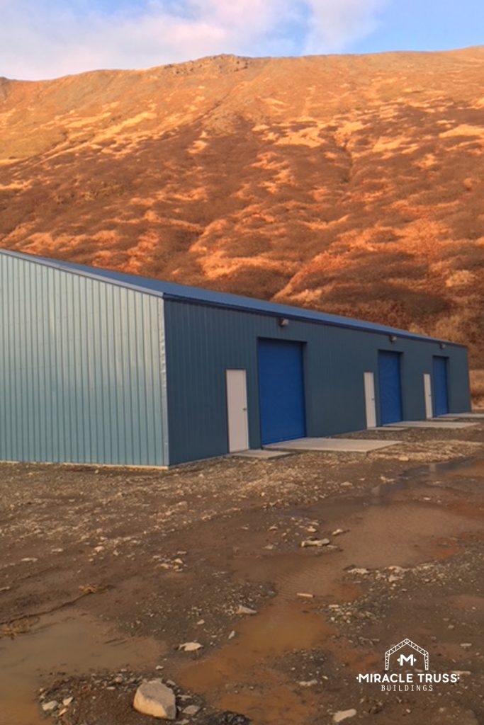 Metal Buildings Allow for Easy Future Expansion