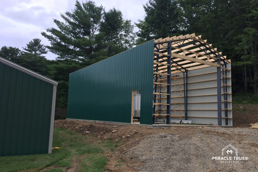 Metal Building Kits Make Expansion More Affordable