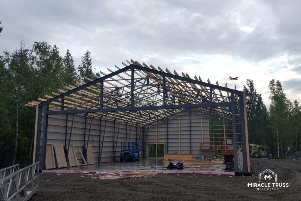Web Trusses Offer Unparalleled Strength