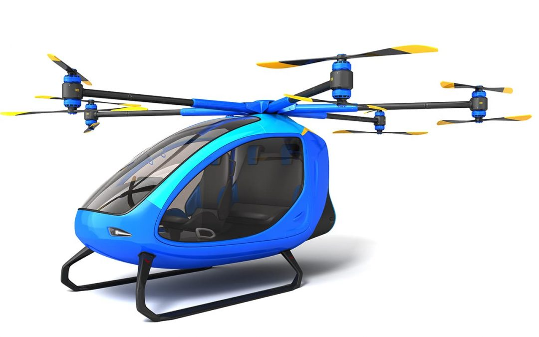 Where Will You Park Your Passenger Drone?
