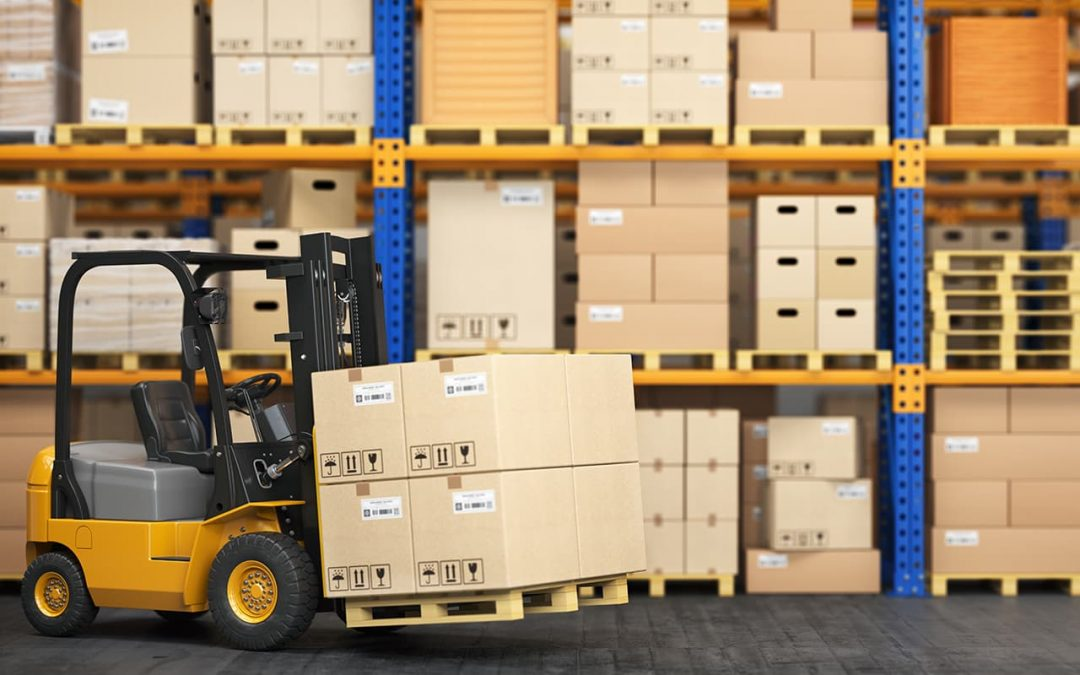 Vertical Storage: Taking Advantage of Every Square Foot In Your Warehouse
